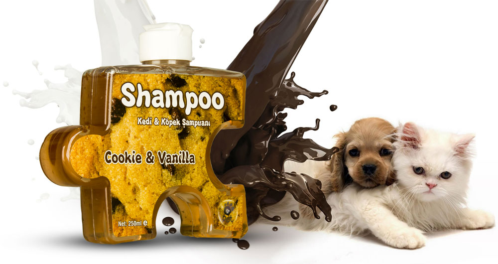 Shampoo With Silver Ions For Cats and Dogs